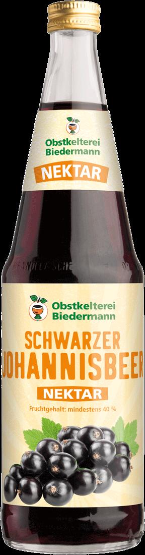 Schwarzer Johannisbeernektar